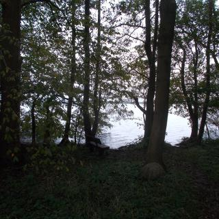 Blick auf den Dobersdorfer See