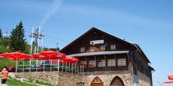 Arber Schutzhaus 1380m