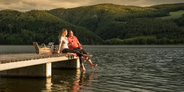 Picknick am Stubenbergsee (c) Oststeiermark Tourismus, Bernhard Bergmann