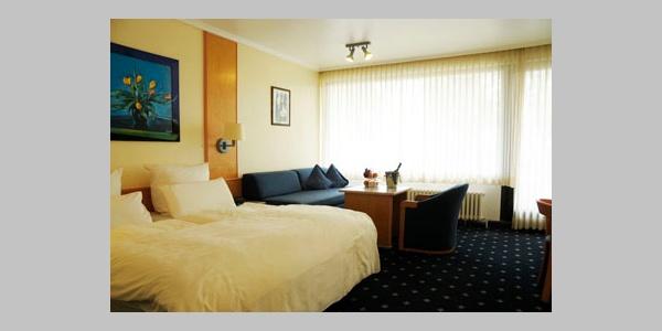 Zimmer im Hotel am Berghang
