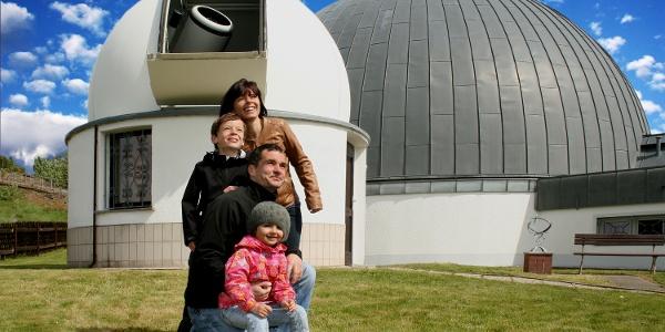 Planetárium pro celou rodinu