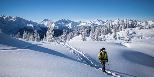 Skitour zum Muttjöchle
