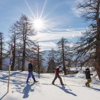 Schneeschuhtrail Rothwald
