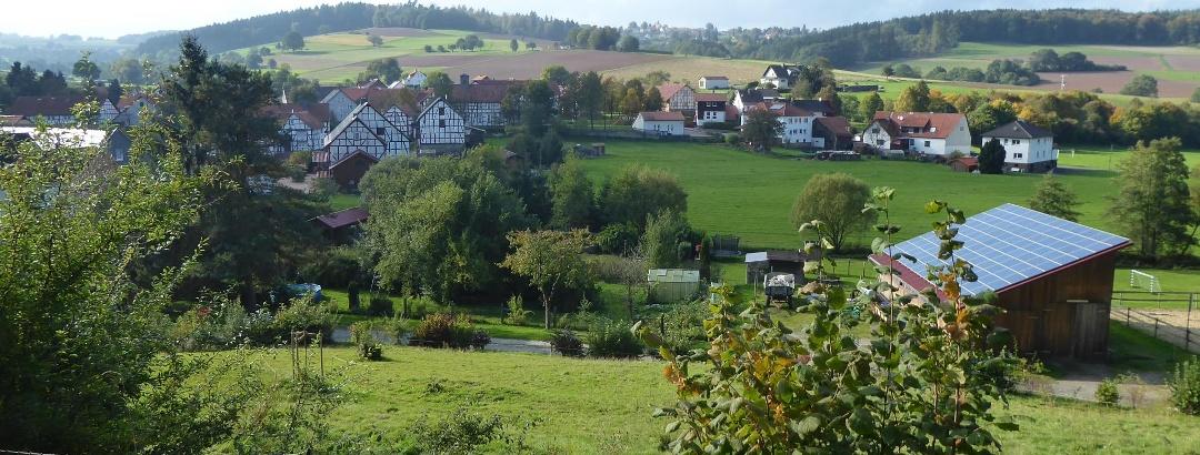 Blick auf Appenfeld
