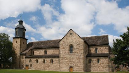 Die Klosterkirche Lippoldsberg