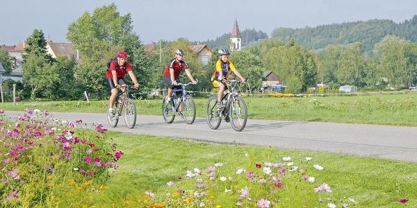 Radtour bei Pfullendorf