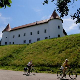Schloss Teichstätt vor Lengau