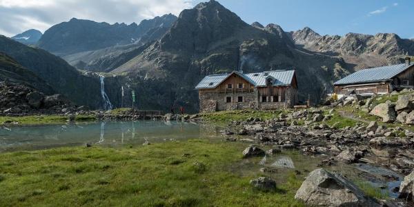 Winnebachseehütte