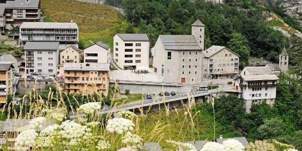 Gondo Dorf
