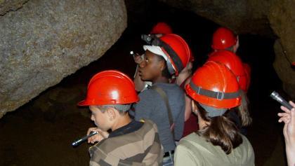 Höhlenführung
