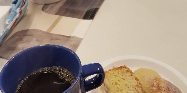 Gott kaffebröd!