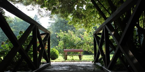 Arborétum v Šárvári