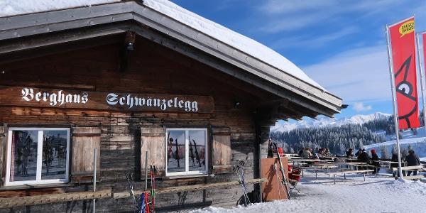 Berghaus Schwänzelegg.