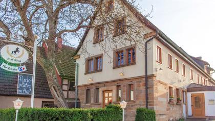 """Gasthaus """"Zum Rössle"""""""