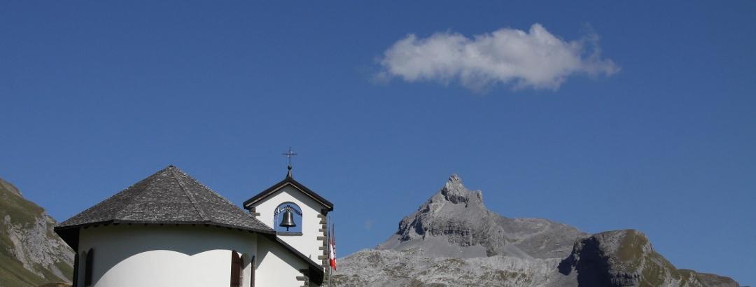 Kapelle bei der Tannalp