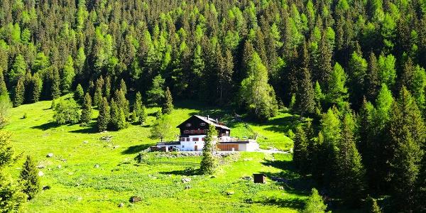Meißner Haus 1710 m