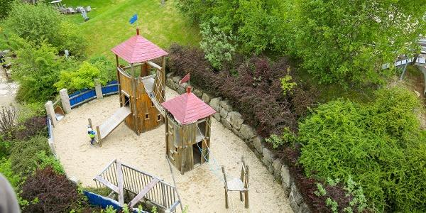 Freizeitzentrum Am Adlerfelsen, Eibenstock - Abenteuerspielplatz