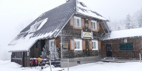Die Zastler-Hütte