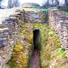 Die römische Wasserleitung in Pölich