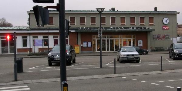 Bahnhof Wissembourg