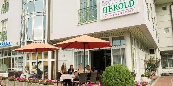 Hotel-Restaurant Herold_Außenansicht