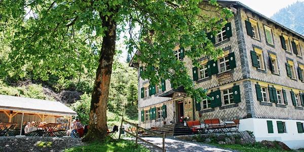 Alpengasthof Bad Rothenbrunnen.