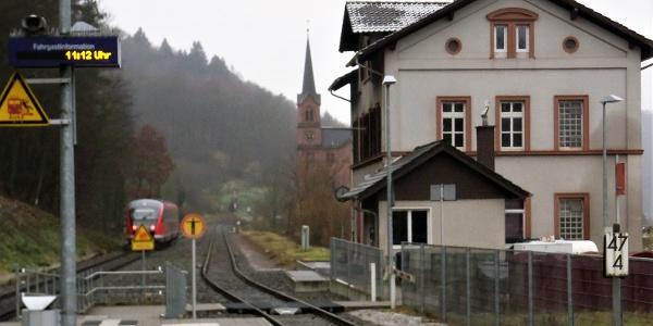 Wanderbahnhof Wilgartswiesen