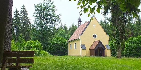 Nikolauskirche Högelstein bei Mähring