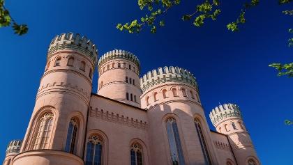 Das Jagdschloss Granitz zählt zu den beliebtesten Ausflugszielen der Insel Rügen