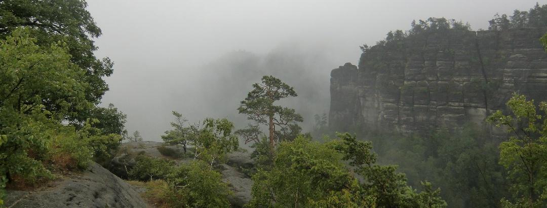 Aussichtspunkt am Hinteren Raubschloss