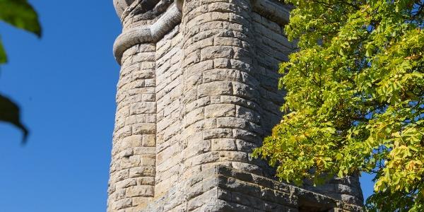 Bismarckturm Reust bei Ronneburg