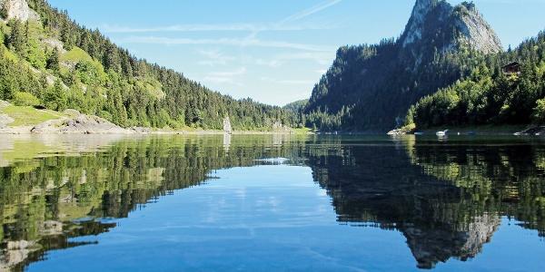 Lac de Tanay.