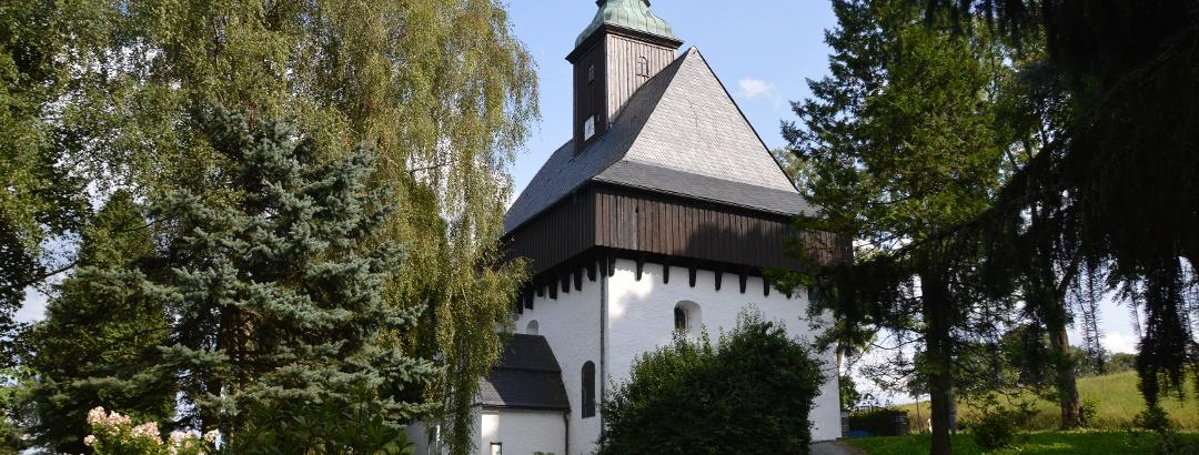 Die Wehrkirche Lauterbach