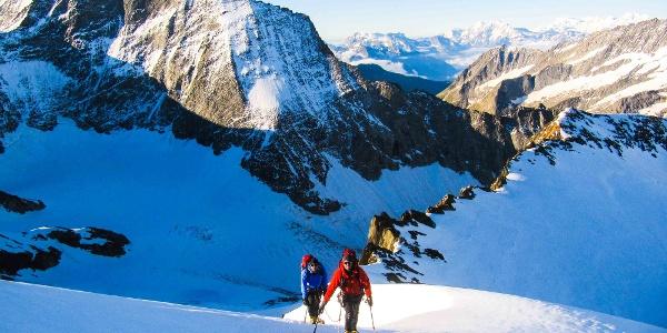 Hochtouren-Training Hohe Tauern damit ihr bald schon im Berner Oberland steht