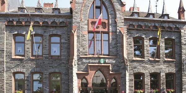 Mosel-Gäste-Zentrum, die Touristinformation in Bernkastel-Kues