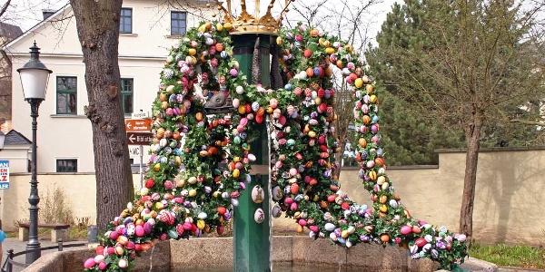 Röhrenbrunnen Greiz
