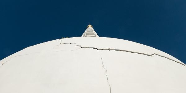 The Stupa of Zalaszántó