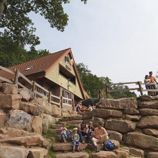 Jungpfalzhütte