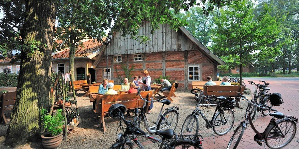 Hofcafé auf Bussjans Hof