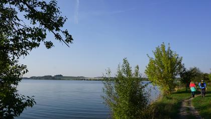 am Hlučínské jezero