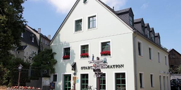 Turistické informační centrum Zwönitz