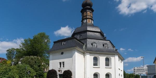 Rundkirche Klingenthal