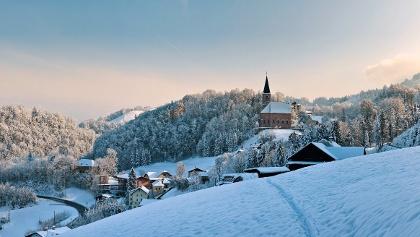 Bad Dürrnberg im Winter
