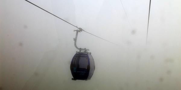 Der älteste Solothurner ist der Nebel.