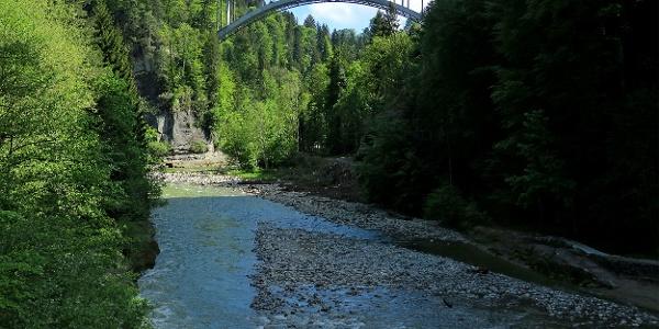 Schwarzwasserbrücke.