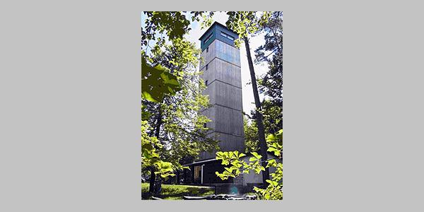 Augstbergturm - Aussichtsturm auf dem Augstberg