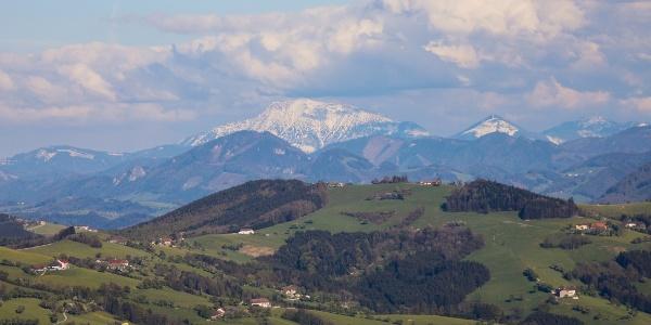 Panorama  Höhenstraße