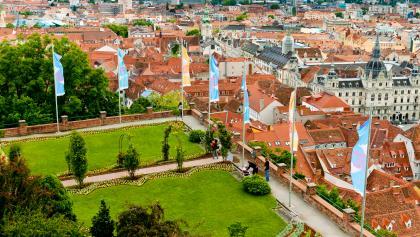 Vista dallo Schlossberg