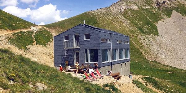 Cabane Fenestral mountain hut