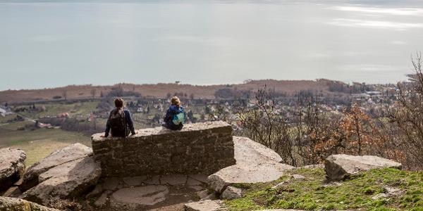 Pohľad od Ranolderovho kríža
